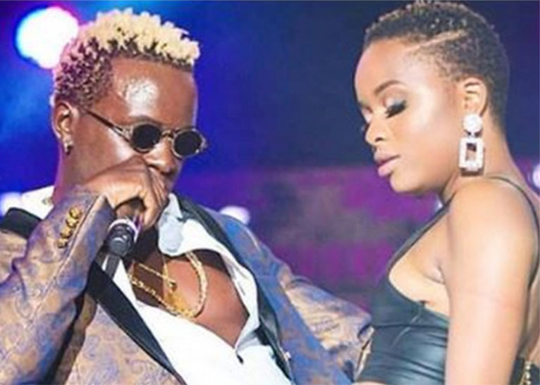 Willy Paul finally Speaks after Tanzania Accident